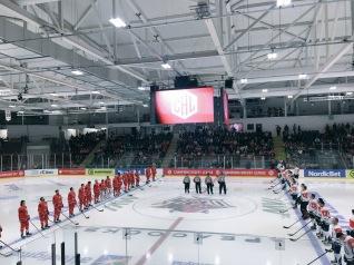 Cardiff Devils vs Bili Tygri Liberec
