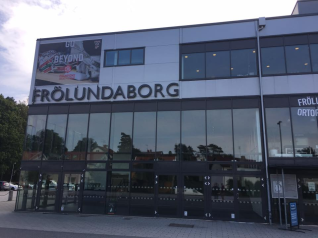 Home of the Frolunda Indians
