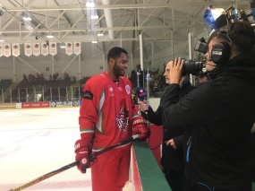 CHL interview with Drew Paris