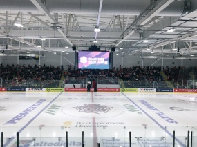 Ice Arena Wales, home to the Cardiff Devils