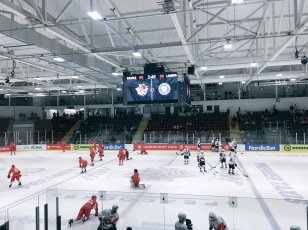 Cardiff Devils vs Vaxjo Lakers