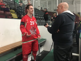 CHL interview with Craig Moore