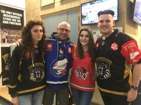 CHL Fan Ambassadors from across the competition