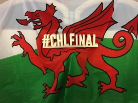 Us welsh were at the Final